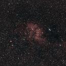 SH2-132 : Lion nebula,                                Gérard Nonnez