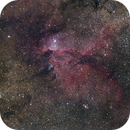 NGC6188,                                Paul Ng