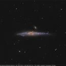 NGC 4631 - Whale Galaxy with ASI 294 MC Pro. Good seeing.,                                Jeffbax Velocicaptor
