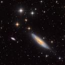 NGC 134 and friends,                                Lee Borsboom