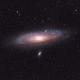 M31 - Andromeda Galaxy,                                Gernot_Obertaxer