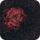 Rosette nebula,                                Dave Fram