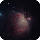 M42, Orion nebulae,                                Azaghal