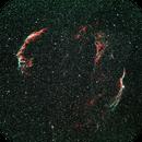 Veil Nebula,                                yashiro