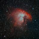 NGC 281 - The Pac Man Nebula,                                Kriss Bennett