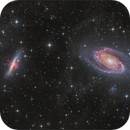 M81 M82,                                sky-watcher (johny)