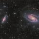 M81 M82,                                sky-watcher (johny)