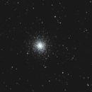 Messier 2 Globular Cluster,                                Fenton