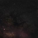 Milky Way: Sagittarius-Scorpius Region,                                Pat Darmody