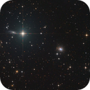 NGC3733 and friends are playing hide and seek,                                Bart Delsaert