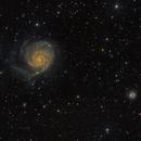 M101 widefield,                                Tolga