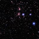Coma Galaxy Cluster, Deep field,                                PJ Mahany