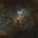 Melotte 15,                                Komet