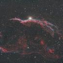 Western Veil Nebula (Reprocessed),                                nmac