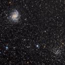 NGC6946 Fireworks,                                John Favalessa