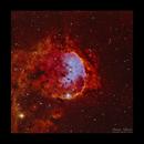 NGC3324 & IC2599 HSO,                                Göran Nilsson