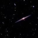 NGC 4565 The Needle Galaxy,                                Moorefam