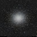 Omega Centauri from 33 degrees North latitude,                                Michael Feigenbaum