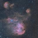 IC 2944 - Running Chicken,                                bingocrepuscule