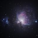 M42 Orion Nebula - March2021,                                Dan Pritzl