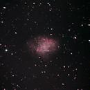 M1 The Crab Nebula,                                Jerome R