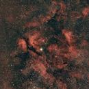 First light with Redcat 51: Gamma Cygni,                                Philippe Renaud