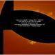 Sun in H-alpha, prominences, 20191017,                                Geert Vandenbulcke