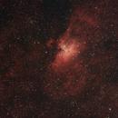 Messier 16, Eagle Nebula,                                dugpatrick