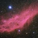 NGC 1499 - California Nebula,                                Rafael Schmall