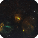 NGC7635,                                Gerhard Henning