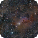 Perseus molecular cloud,                                bbright