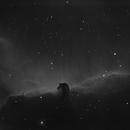 Horsehead Nebula (IC 434),                                ceteris_paribus