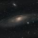 M31-Andromeda Galaxy,                                Tyler McMahon