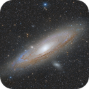 Great Andromeda Galaxy!,                                Mohammad Nouroozi