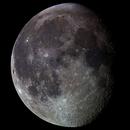 Gibbous Moon (17.55 days, 86.1%),                                Vincent Bchm