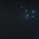 M45 with Mars,                                Konrad Krebs