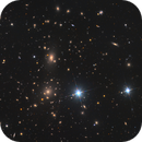 A Galactic Cluster - Abell 1656,                                Teagan Grable