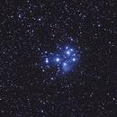 Pleiades (M45),                                Xurxoth