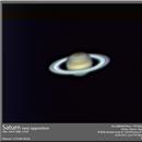 Saturn near opposition,                                Koen Dierckens
