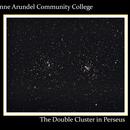 The Double Cluster in Perseus,                                SuburbanStargazer