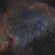 NGC 1848 - Soul nebula,                                Exalastro
