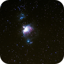 The Great nebula in Orion, M42,                                Ville Wiik