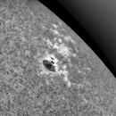 AR 12824 in WL.,                                Gabriel - Uranus7