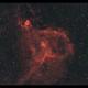IC1805 - Heart Nebula,                                Kenneth Sneis