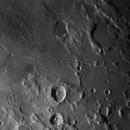 Rima Hyginus and Rima Ariadaeus lunar features,                                Frederick Steiling