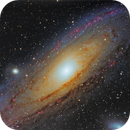 M31 Andromeda,                                Astrobdlbug