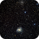 NGC 6946  - Fireworks Galaxy,                                Insight Observatory