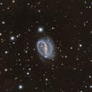Superman galaxy: NGC 7479,                                keving