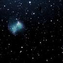 M27 - The Dumbbell Nebula,                                Dave Beadle