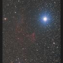 IC59 & IC63 - Nébuleuse du Fantôme - 14 & 15 Nov 2018,                                dsoulasphotographie
